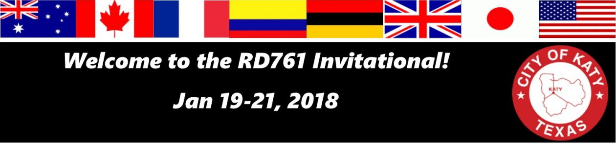 2018 RD761 Men's Jr. International Team Cup and National Gymnastics Invitational